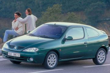 Facelift Friday: Renault Mégane I