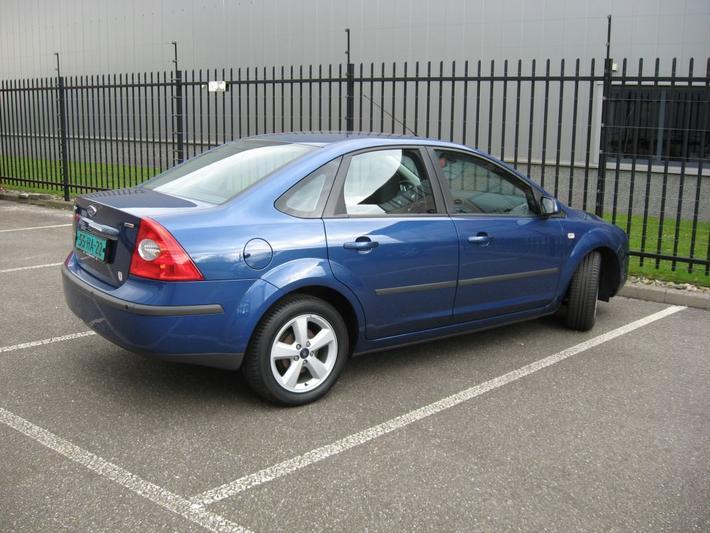 Ford Focus 1.6 TDCi 109pk Futura (2007)
