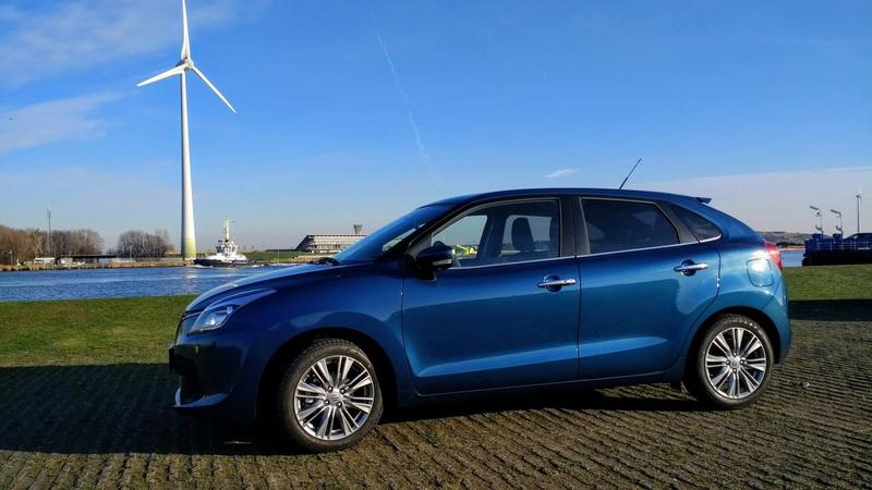 Suzuki Baleno 1.2 High Executive Smart Hybrid (2017)