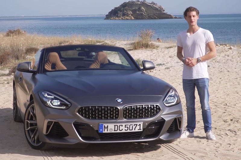 BMW Z4 - Rij-impressie