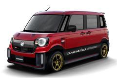 Daihatsu gaat los in Tokyo