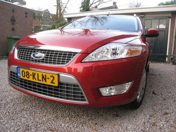 Ford Mondeo Wagon 2.0 16V Limited (2010)