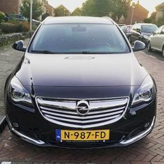 Opel Insignia (2014)