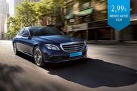 Mercedes-Benz Taxi financieringsactie
