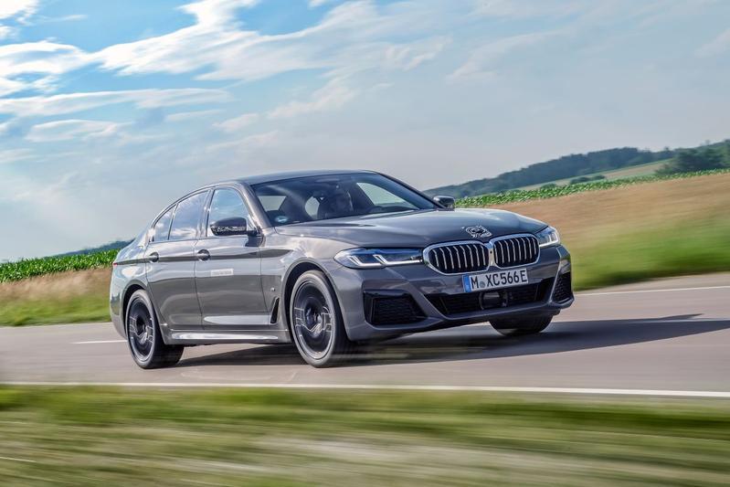BMW 545e xDrive - Eerste kennismaking