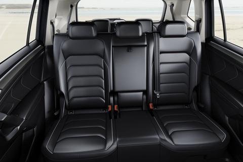 Incredible Volkswagen Tiguan Allspace 1 5 Tsi 150Pk Act Comfortline Creativecarmelina Interior Chair Design Creativecarmelinacom