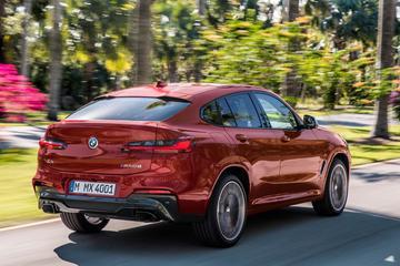 Dít is de nieuwe BMW X4!
