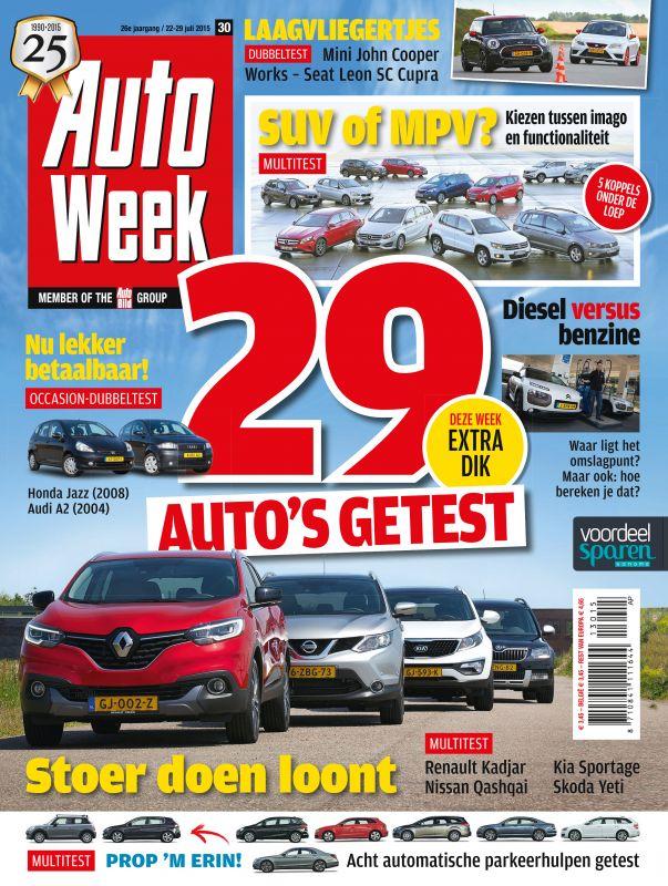 AutoWeek 30 2015