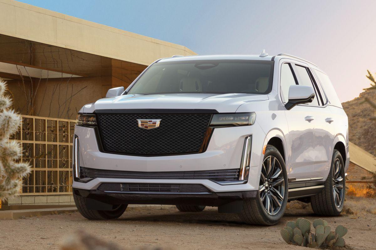 Cadillac Escalade (2020) 10
