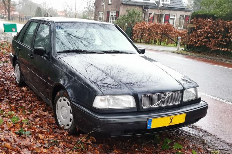 Volvo 440 1.8i Experience Special-Line (1996)