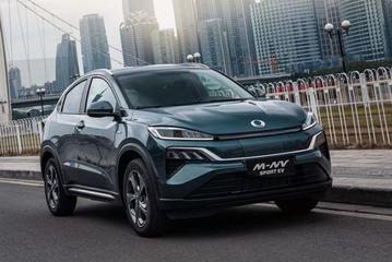'Honda' M-NV is elektrische SUV
