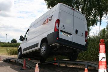 Gereden: Citroën Jumper 4x4 Dangel