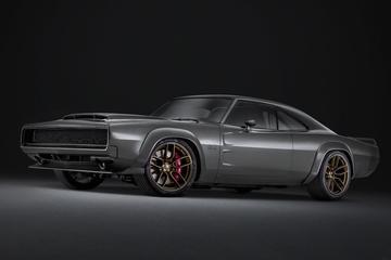 Dodge presenteert Super Charger Concept