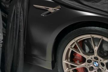 BMW laat heftige M5 CS alvast zien