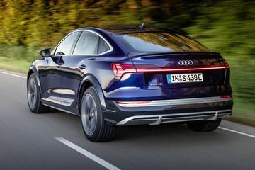 Audi E-tron Sportback S - Eerste rijtest