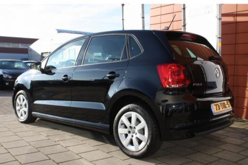 Volkswagen Polo 1.2 TDI BlueMotion Comfort Edition (2012)