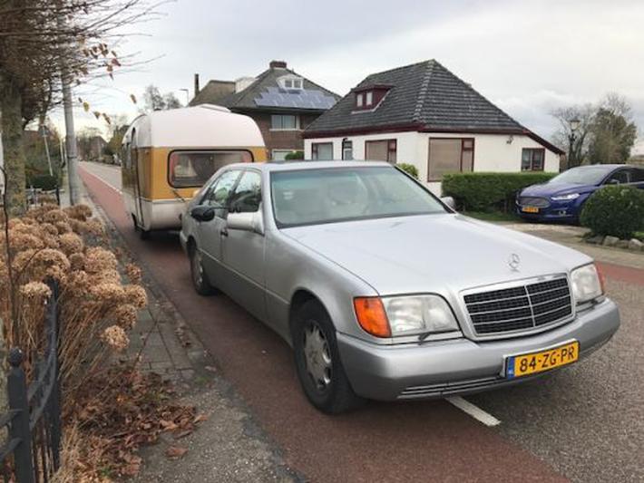 Mercedes-Benz 500 SE (1992)