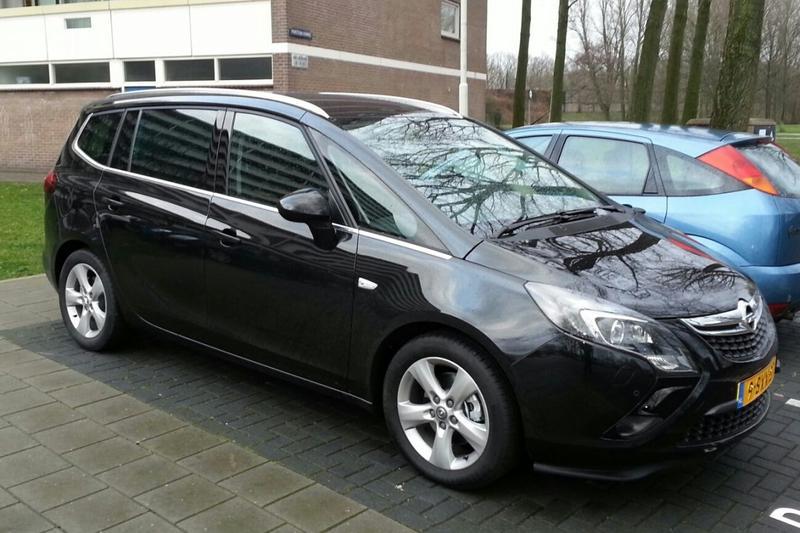Opel Zafira 1.6 CDTI 136pk Cosmo (2013)