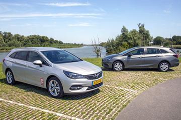 Update Opel Astra - Duurtestgarage