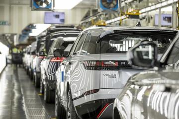 Jaguar Land Rover heropent fabrieken vanaf 18 mei