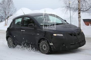 Ook facelift voor Lancia Ypsilon op komst