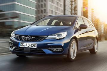 Opel geeft diesels vernieuwde Astra ook prijs