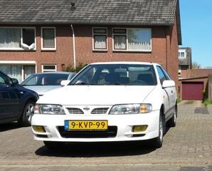 Nissan Almera 1.4 GX (1997)