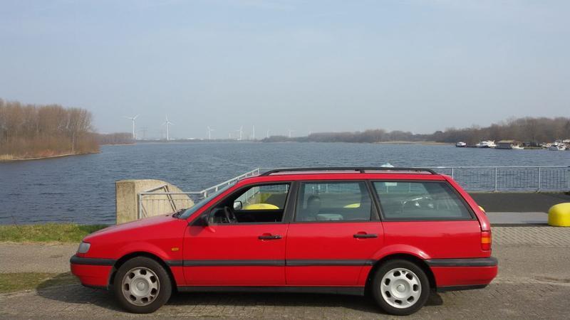 Volkswagen Passat Variant (1995)