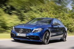 Vernieuwde Mercedes-AMG C63-familie in beeld