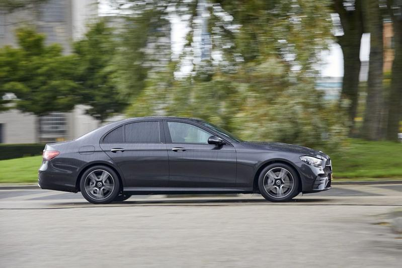 Test: Mercedes-Benz E200