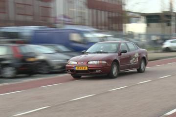 Achteruitkijkspiegel - Chevrolet Alero