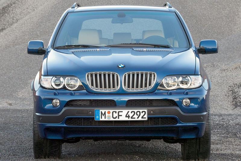 Facelift Friday: BMW X5 (E53)