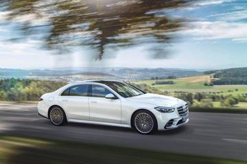 Nieuwe Mercedes-Benz S-klasse ook als Maybach en AMG