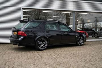 Saab 9-5 Sport Estate 2.3 Turbo Aero (2005)