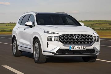Hyundai belicht details nieuwe Santa Fe plug-in