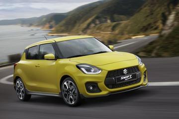 Suzuki Swift Sport én Sportline geprijsd