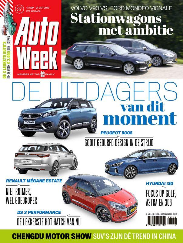AutoWeek 37 2016