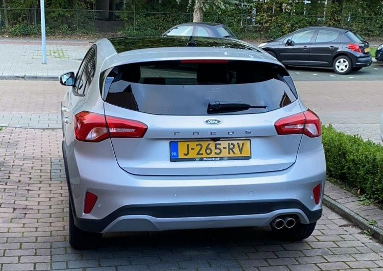Ford Focus 1.5 EcoBoost 150pk Active X Business (2020)