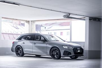 Audi A4 volgens Abt