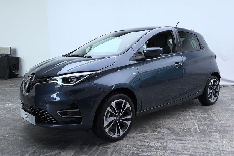 Renault Zoe - Eerste kennismaking