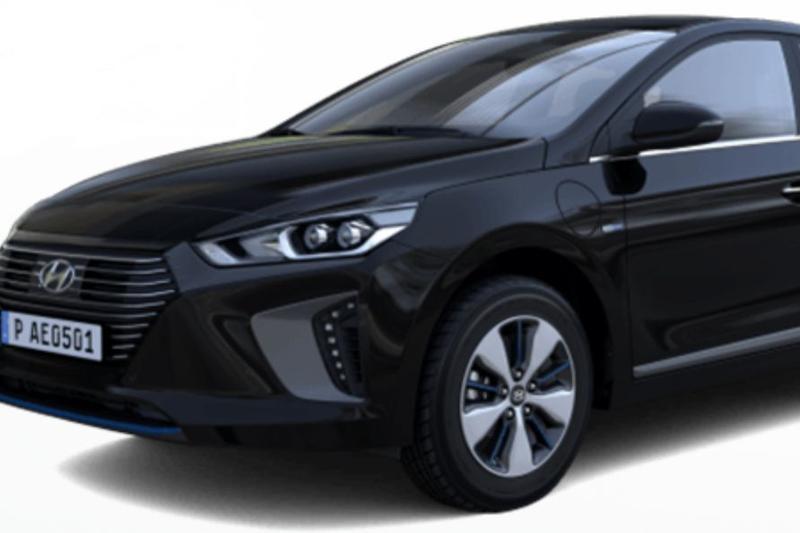 Hyundai Ioniq Plug-in-Hybrid Premium (2018)