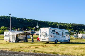Camper of caravan?