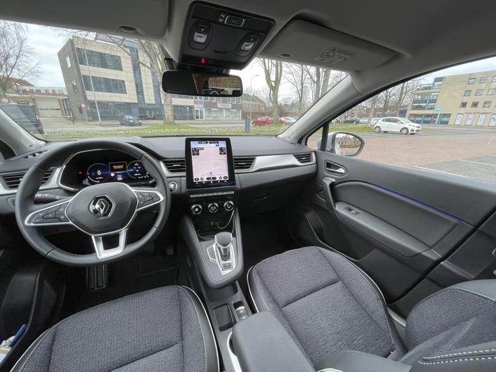 Renault Captur Plug-in Hybrid 160 E-TECH (2020)