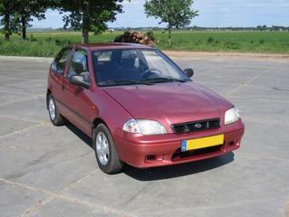 Subaru Justy 1.3 GX AWD (2000)