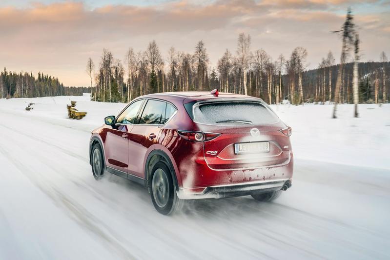 Mazda CX-5 Epic Drive - Reportage