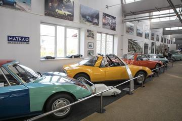 Op bezoek bij Musée Matra