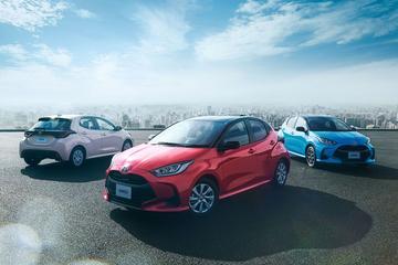 Over de grens: Toyota Yaris