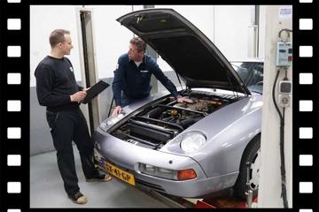 Videoflashback: Klokje Rond - Porsche 928 - 409.022 km