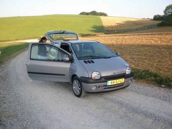 Renault Twingo 1.2 16V Initiale (2006)