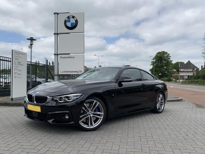 BMW 430i Coupé (2018)